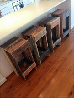 80 Excellent Ideas with Used Wood Pallets 44