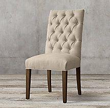 Bennett Parsons Fabric Side Chair
