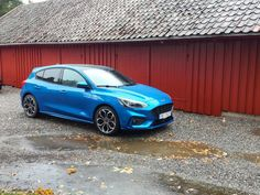 Test: Ford Focus ST-Line 1,5 EcoBlue 120 hk Automat Ford Focus, Bmw, Cars, Trucks, Autos, Automobile, Car