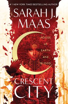 Descargar o leer en línea House of Earth and Blood Libro Gratis PDF/ePub - Sarah J. Maas, New York Times bestselling author Sarah J. Maas launches her brand-new CRESCENT CITY series with House of Earth and. Ya Books, Free Books, Good Books, Fantasy Magic, New Fantasy, Fantasy Romance, Fantasy Setting, High Fantasy, New York Times