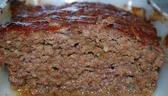 The Best Meatloaf Ever!   #meatloaf