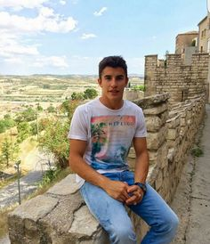 Marc in Cervera today
