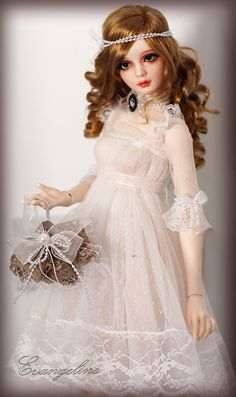 She Looks So Dainty And Delicate, And Lovely Faceup!