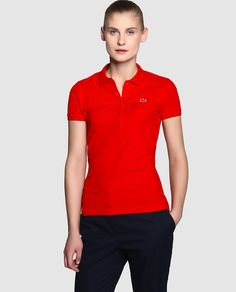 Lacoste Mujer Polo