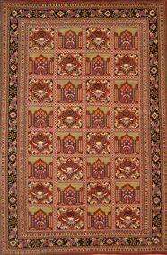 Ghom, 100 % Korkwolle, 98 x 148 cm -