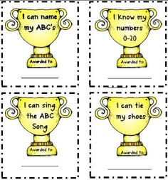 Little Minds at Work: Kindegarten Awards Freebie! Classroom Rewards, Future Classroom, School Classroom, School Fun, School Teacher, Classroom Organization, Classroom Ideas, School Stuff, School 2013