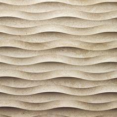 Fameed Khalique - Lithos Design Fondon limestone wall cladding