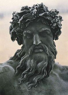 Zeus: Château de Versailles (detail)