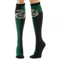 Harry Potter Slytherin Crest Knee High Socks Multi One Si... https://www.amazon.com/dp/B01906J5Z0/ref=cm_sw_r_pi_dp_ODPIxbHZ26FMN