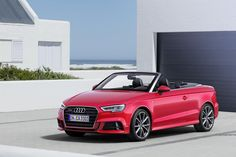 2017 Audi A3 Cabriolet launched in India at a start price of Rs. 47.98 Lakhs
