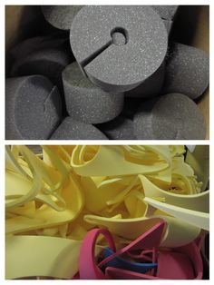 Foam.                                             Gloucestershire Resource Centre http://www.grcltd.org/scrapstore/