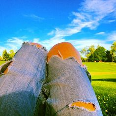 What a lovely #canadadayweekend ❌⭕☀today I recover #happinessissimple #toronto #catforsley #rippedjeans #sky #lookatthesky #summertimerocks ...