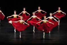 North Shore Dance Academy on stage at the 2012 Sydney Eisteddfod Dance of Champions
