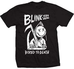 Blink 182 Bored To Death T-shirt - http://ift.tt/2gFQ3JB - Band Tees
