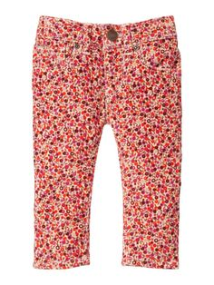 Printed Legging Cords by babyGap on Gilt.com