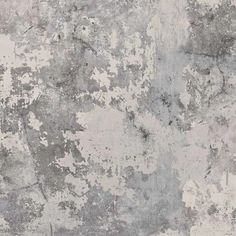DUTCH WALLCOVERINGS Wallpaper Concrete Dark Grey - Grey Wallpaper Designs, Vinyl Wallpaper, Room Wallpaper, Textured Wallpaper, Designer Wallpaper, Pattern Wallpaper, Copper Wallpaper, Hertex Fabrics, Shapes And Curves
