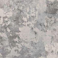 DUTCH WALLCOVERINGS Wallpaper Concrete Dark Grey - Copper Wallpaper, Rose Gold Wallpaper, Wallpaper Panels, Vinyl Wallpaper, Room Wallpaper, Textured Wallpaper, Pattern Wallpaper, Pink Wallpaper Colour, Grey Wallpaper Designs