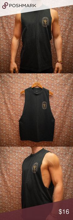 Haggard Pirate HP Muscle Tee Grunge Tank Top Pre-owned with some minor  imperfections - small holes 49d264441600