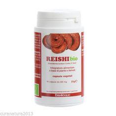 Reishi (Ganoderma Lucidum) Biologico 90 capsule