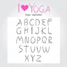 Math, Illustration, Fonts, Frames, Artist, Alphabet, Designer Fonts, Math Resources, Types Of Font Styles
