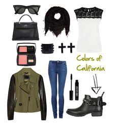 """Il look """"rock-glam"""" sta spopolando… Ecco un outfit by Colors of California per essere sempre alla moda!"""