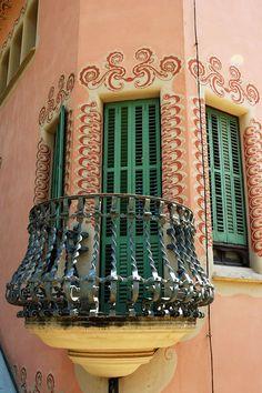 window detail, Spain
