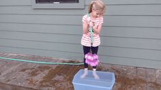 Water balloon fights will never be the same again.  #Kids, #Waterballoons, #SummerFun