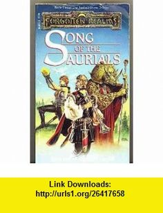 Song of the Saurials ( #2 in The Finders Stone Trilogy) Kate Novak, Clyde Caldwell, Jeff Grubb ,   ,  , ASIN: B001IJ2MBM , tutorials , pdf , ebook , torrent , downloads , rapidshare , filesonic , hotfile , megaupload , fileserve