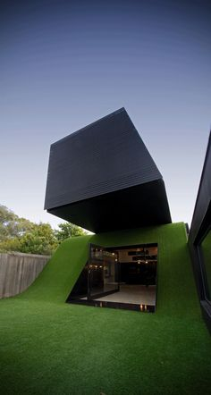 Rosamaria G Frangini | Architecture Houses | Hill House by Andrew Maynard Architects