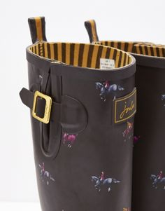 JOULES Wellies with Horse Design | The American Saddlebred Museum