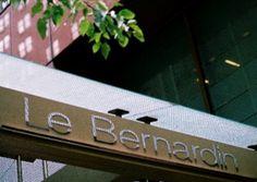 Eric Ripert's Le Bernardin - Go List: New York City