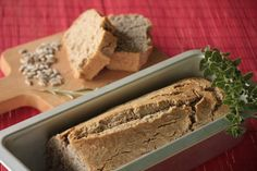 Don't let the total prep time bite! Buckwheat bread has two great perks: it's gluten free and it's super simple to make (note that this bread has the strong...