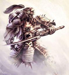 japanische krieger, kämpfer, ausrüstung, helm, maske, katana, samuraischwert