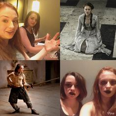 "Best of ""Vine videos"" – Arya & Sansa (from Game of thrones)"