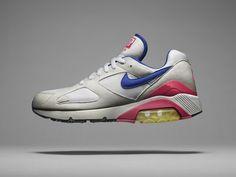 Un recorrido por la historia de los Air Max de Nike. | Bossa