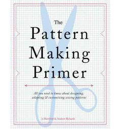 Home sewing enthusiasts as well as fashion design students and professional pattern makers will want this book for their reference library. It's the ultimate information source for pattern makers, filled with how-to instruction on--  Basic tools and equipment  Pattern symbols and fabric considerations  Designing patterns from scratch, which includes measuring, drafting bodices, sleeves, and skirts...