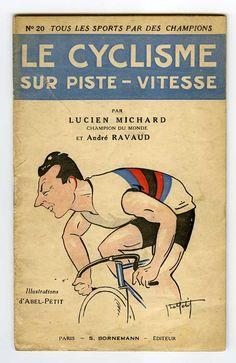 Le Cyclisme sur Piste-Vitesse C'est Bon!
