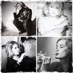 Would love to see Jessica Lange and Catherine Deneuve in a movie together