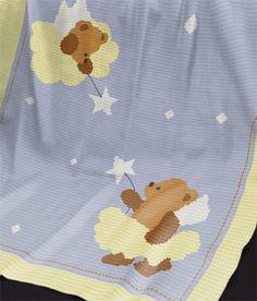 Crochet Pattern Baby Blanket/Afghan Magic por PatternWorldUK