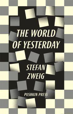 Cover design: David Pearson/Clare Skeats. (Stefan Zweig reissues, Pushkin Press, January 2011.)