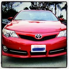 Nope! Not a brand new car - just the amazing work of the guys in our shop! Yep- the very same #toyota #camry! We love being a part of the #InlandEmpire & desert regions! Www.benclymers.com