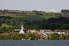 Sempach Bird Observatory in beautiful Sempach - lovely playground, beautiful town centre.