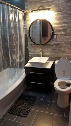 Kleines Badezimmer U2013 Clevere Tricks, Die Das Bad Größer Erscheinen Lassen