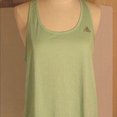 Women's Adidas Flyback Tank Top Excellent condition Adidas Tops Tank Tops