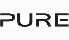 pure digital radio Digital Radio, Audio Headphones, Company Logo, Pure Products, Logos, Lingerie, Twitter, Clothes, Clothing Apparel