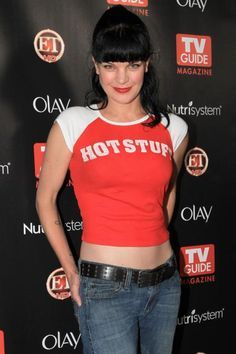 Similar Pauley perrette hot sexy nude photos are still