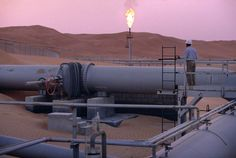 Saudi Aramco Plans to Boost Capacity on Oil Pipeline to Red Sea