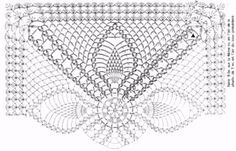 square pineapple crochet diagram  | please enable javascript to view the comments powered by disqus