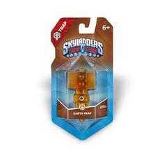 Skylanders Trap Team Earth Element Trap Pack