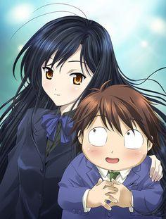 Kuroyukihime & Haru, Accel World
